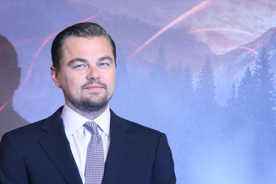 Joker Leonardo DiCaprio Rumors