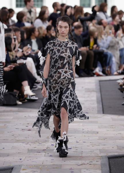 Pentagrams abound at Preen