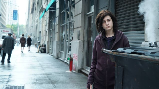 David Mazouz in Gotham. Nicole Rivelli/FOX.
