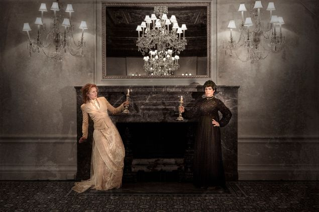 Mrs. Havisham's Wedding Night and TK.