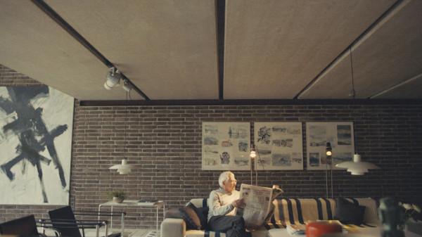 Danish architect Knud Holscher