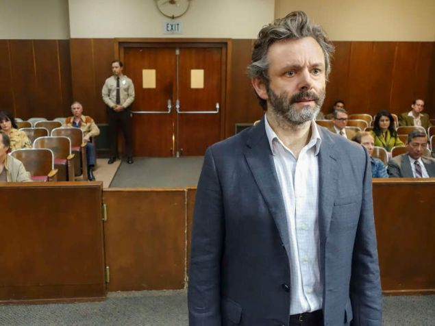 Michael Sheen as William Masters.