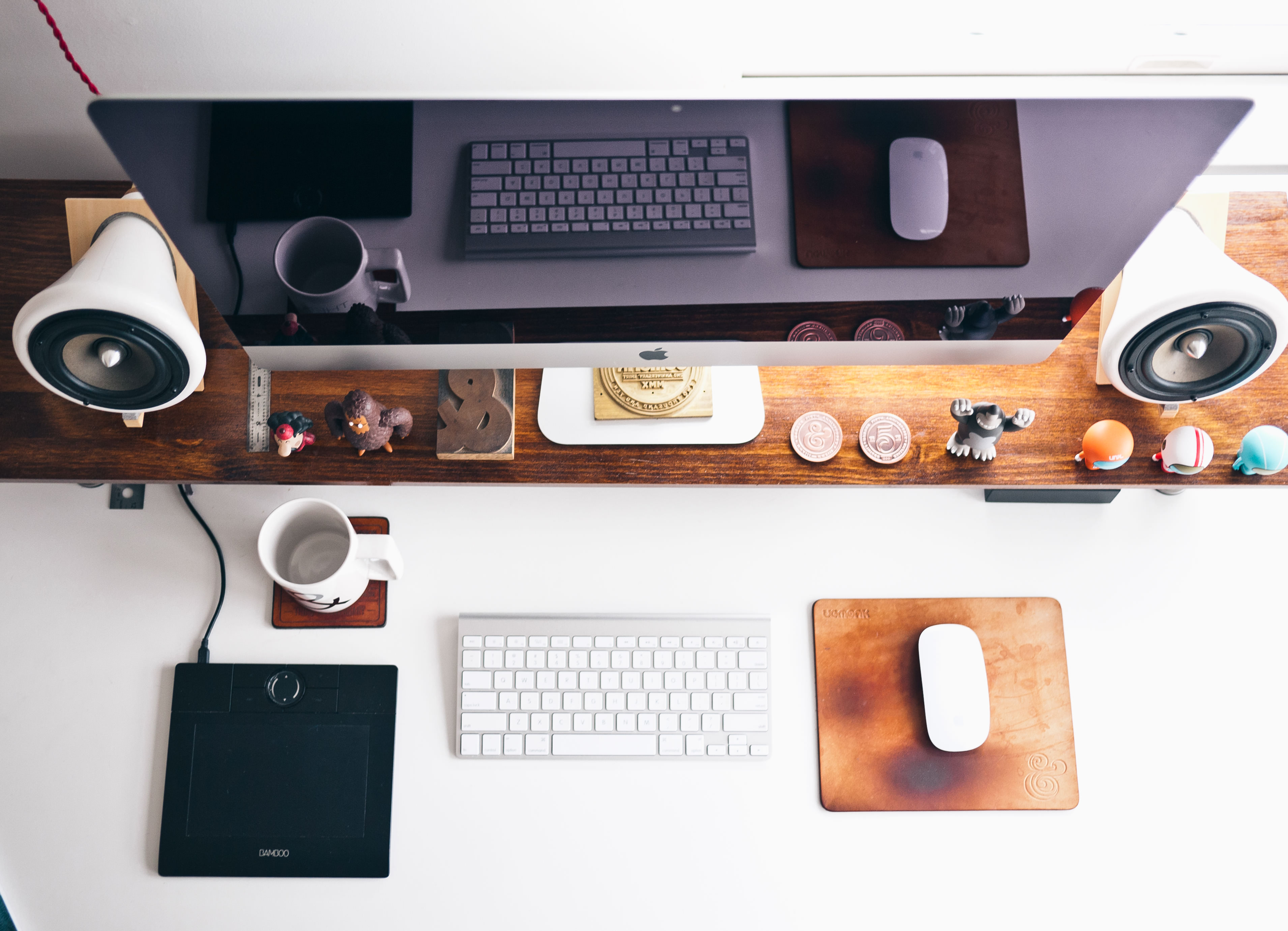 There are quick and easy fixes to help improve your work space.