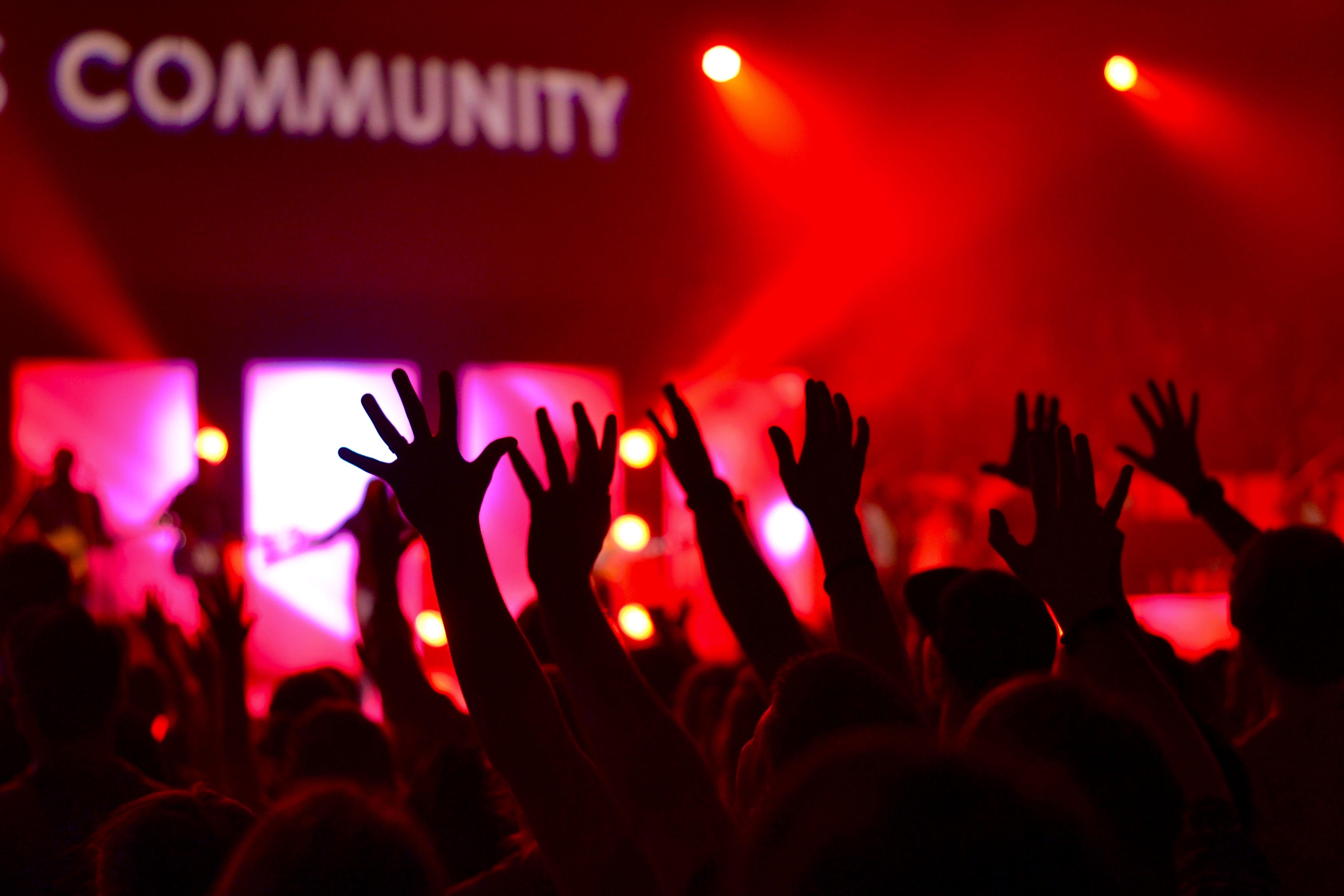 Creativity needs community