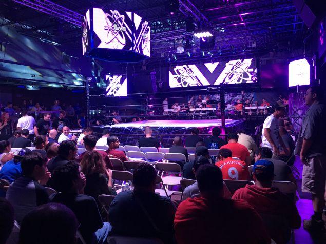 Pre-show at EVOLVE Wrestling 69.