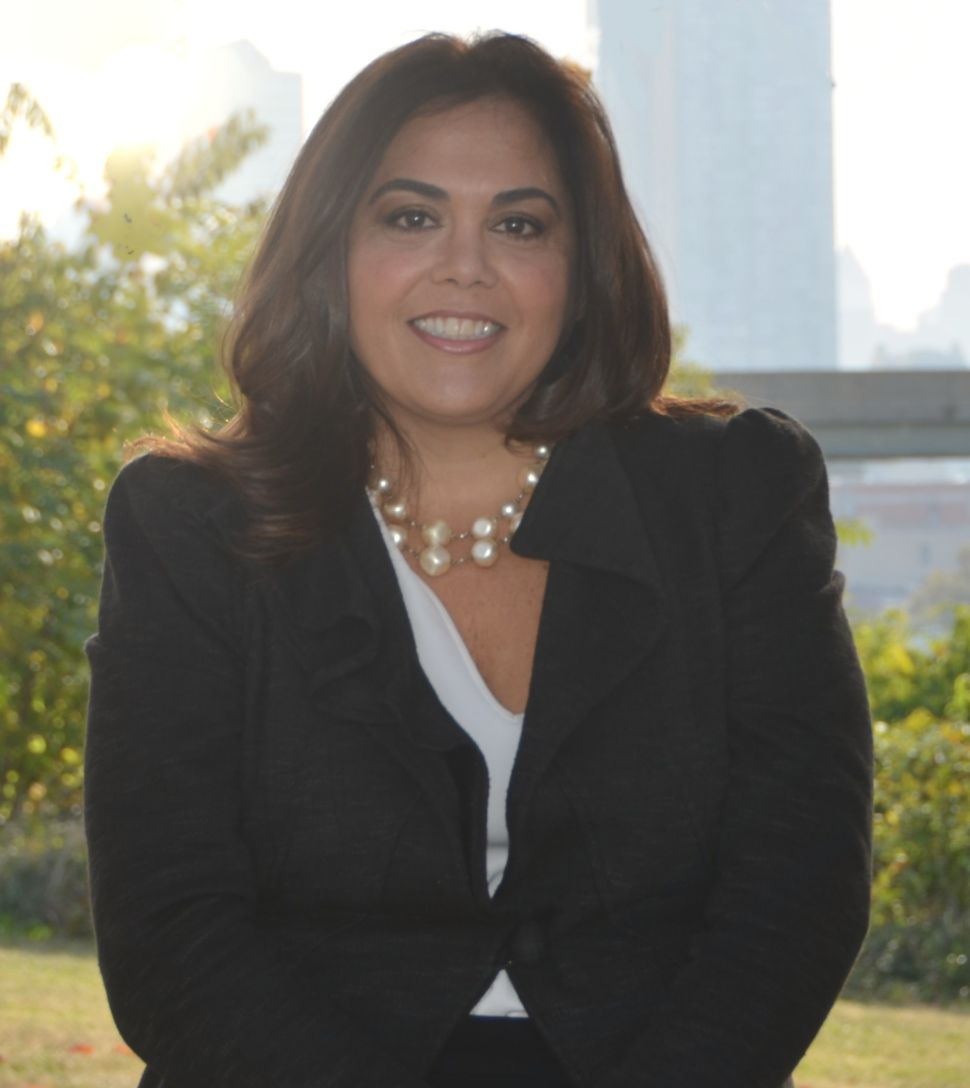 Hudson County prosecutor Esther Suarez.
