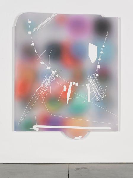 Jeff Elrod's Rubber-Miro, 2015.