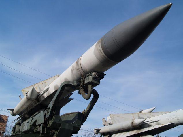 S-200 Missile