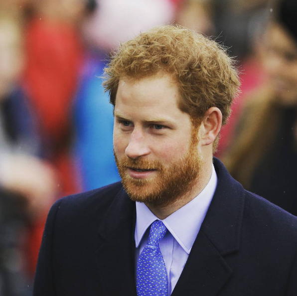 Prince Harry released announced his fall plans.