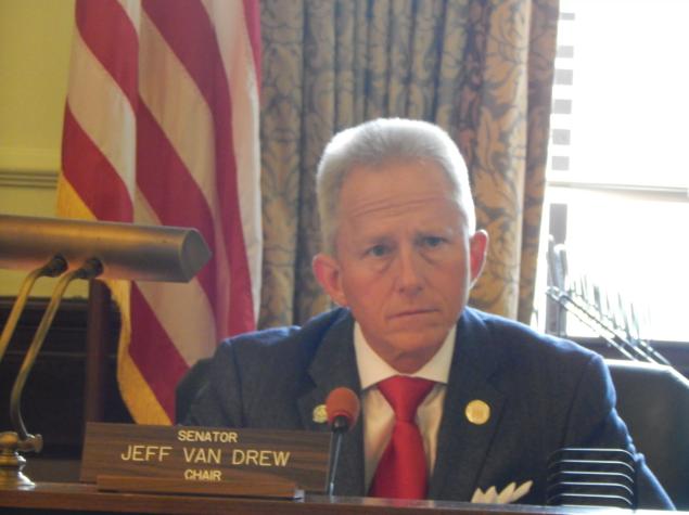 NJ State Senator Jeff Van Drew.