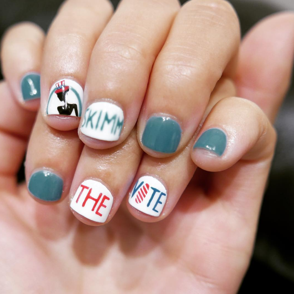 Nothing appeals to millennial women quite like nail art.