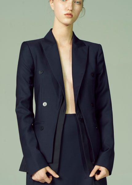 Details from Lee's suiting collection