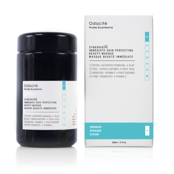 Odacité Synergie[4] Immediate Skin Perfecting Beauty Masque