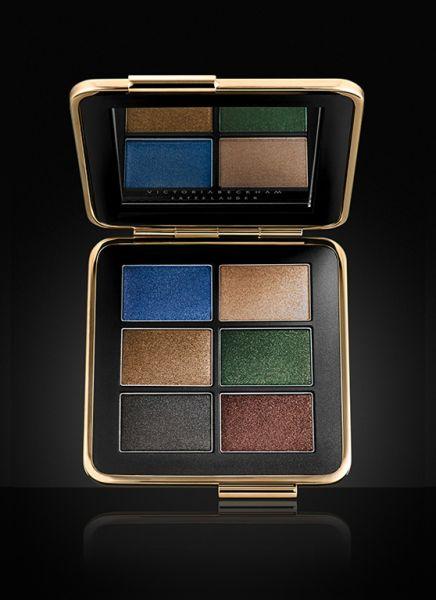 Victoria Beckham for Estee Lauder eye palette in Autumn colors