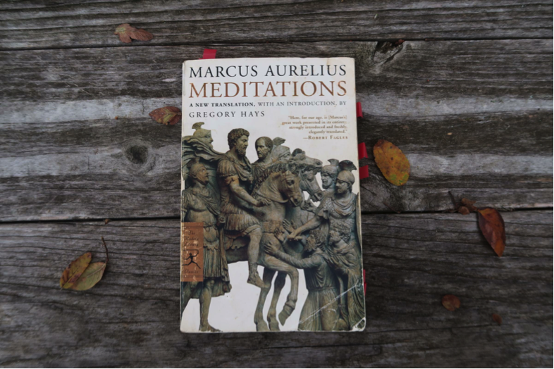 Almost exactly ten years ago, I bought the Meditations of Marcus Aurelius on Amazon.