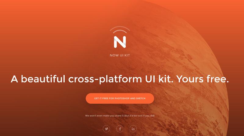 InVision's UI kit