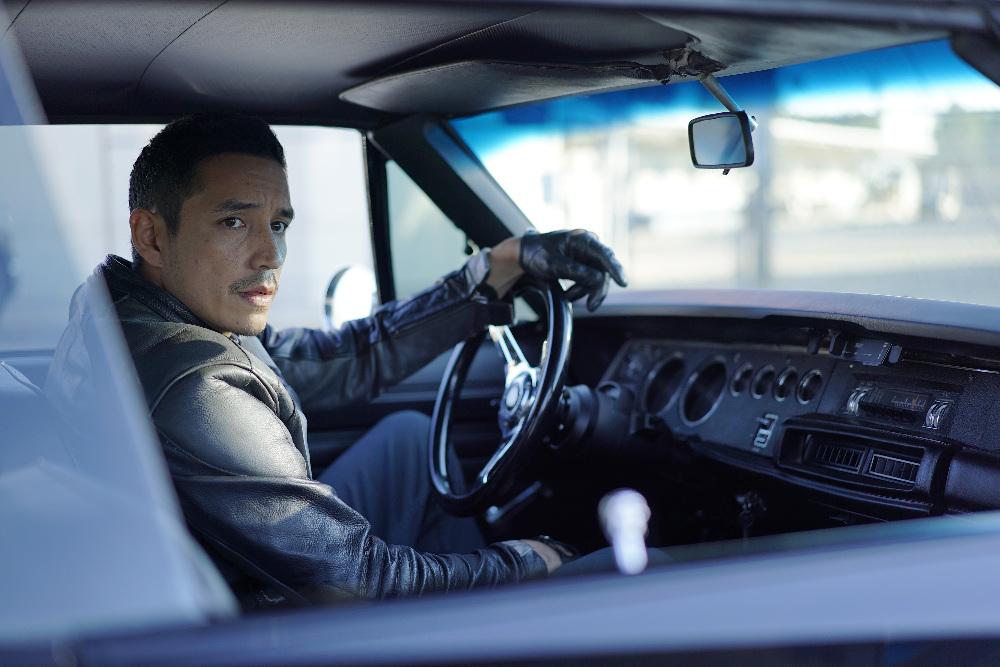 Garbriel Luna as Robbie Reyes.