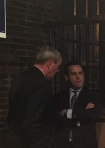 McCabe, left, and Murphy.