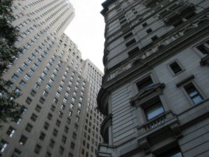One Wall Street.