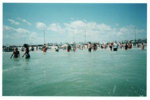 Down the shore, 2005.
