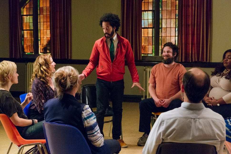 Wyatt Cenac in People of Earth.