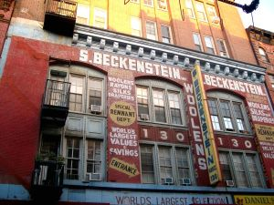 Beckenstein Building