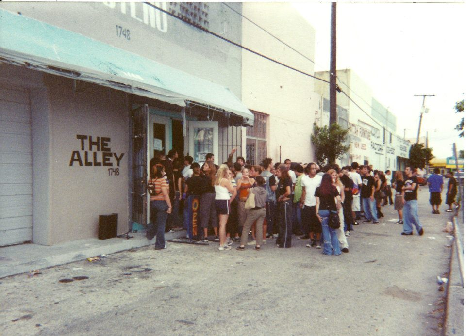 The Alley, RIP