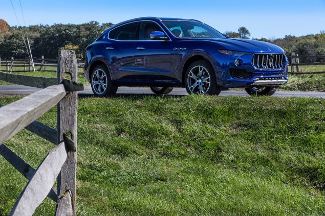 The Levante starts at $72,000.