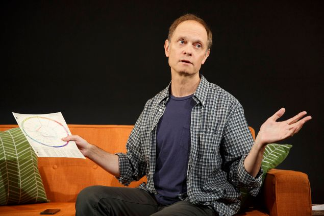A Life at Playwrights Horizons.