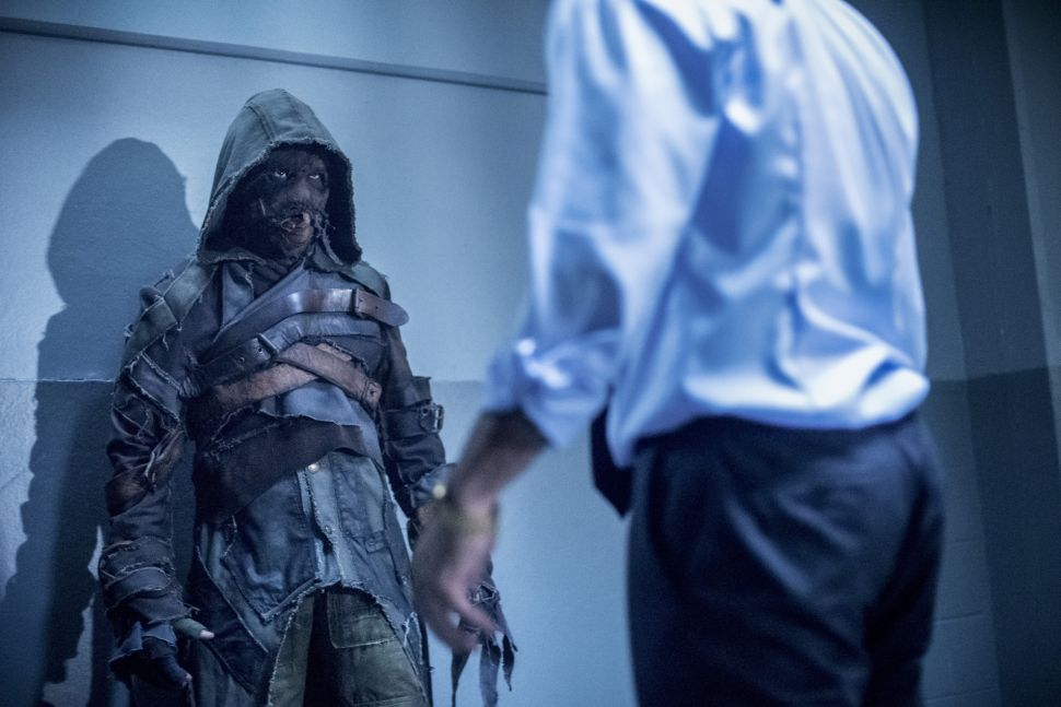 Joe Dinicol as Ragman.