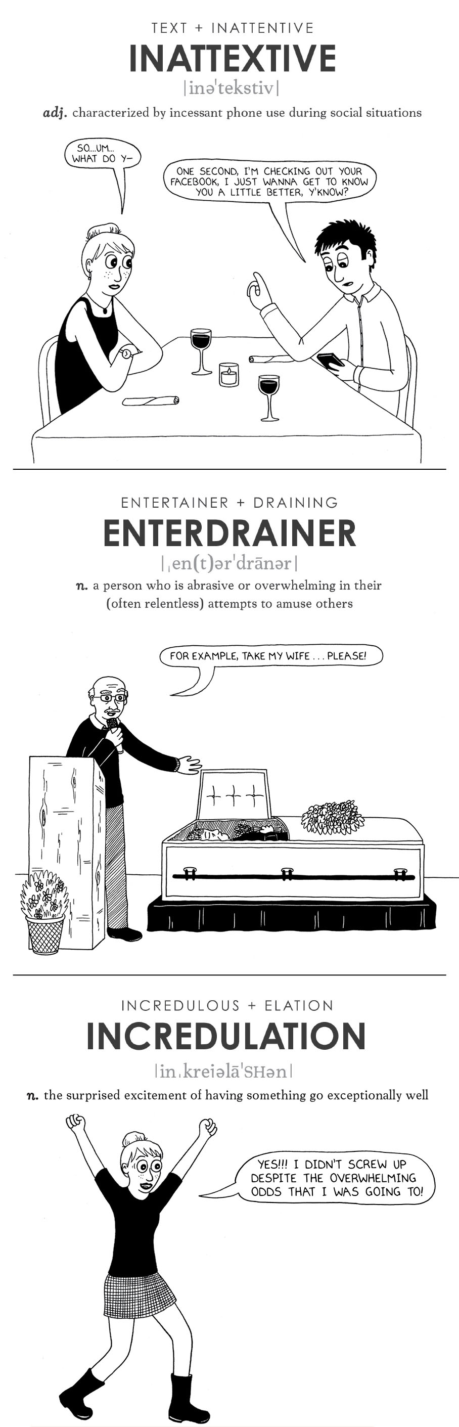 Excerpted from The Emotionary: A Dictionary of Words That Don't Exist for Feelings That Do.