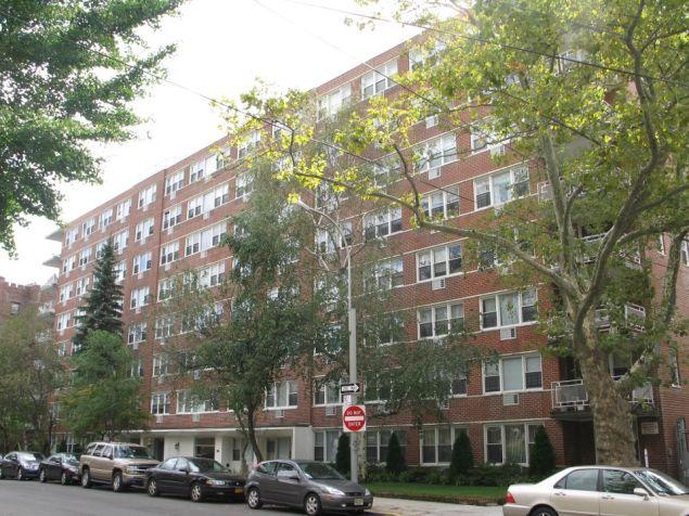Coronet Hall in Queens.