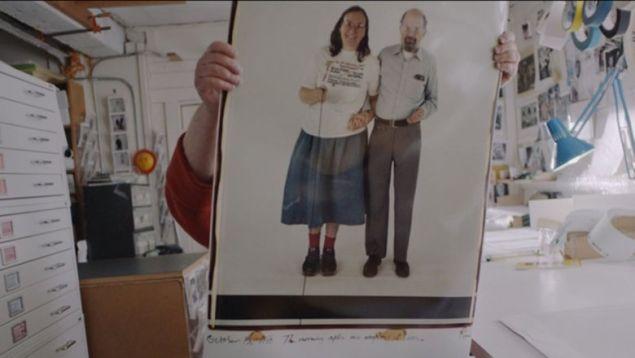 The B Side: Elsa Dorfman's Portrait Photography, a documentary by Errol Morris.