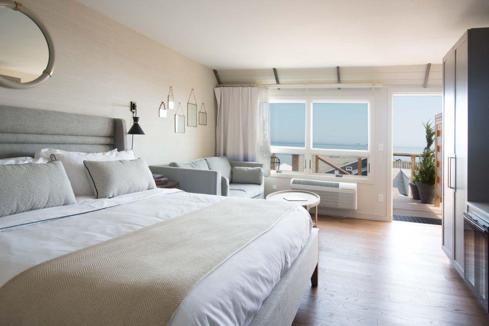 Gurney's Montauk Deluxe Ocean View Room