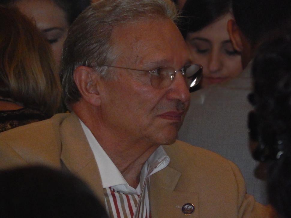 Bergen County Democratic Chairman Lou Stellato