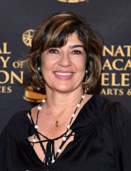 Journalist and TV personality Christiane Amanpour attends the 36th Annual News & Documentary Emmy Awards September 28, 2015 in New York City.