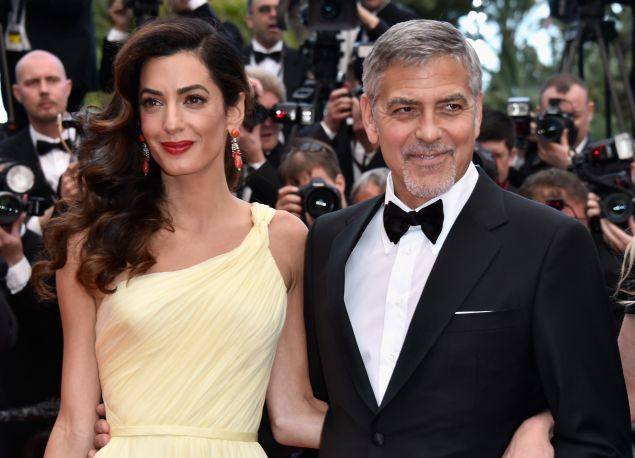 George Clooney and Amal Clooney bought an apartment at 100 East 53rd Street.
