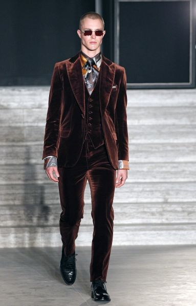O'Shea's updated look at Brioni.