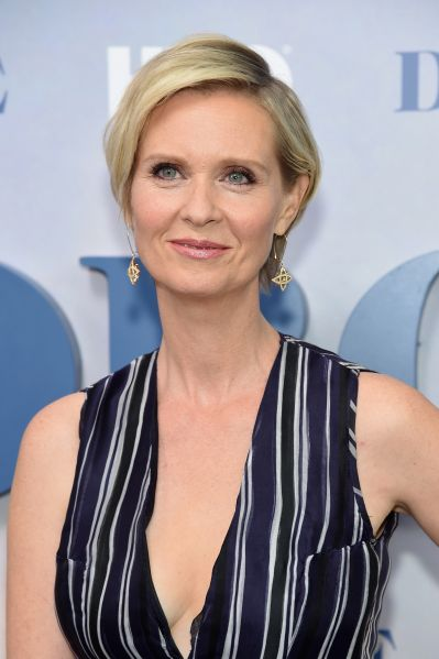 Cynthia Nixon just bought another apartment.