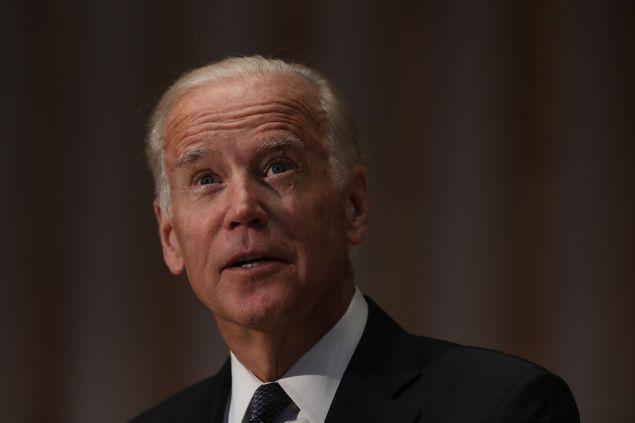 Vice President Joseph Biden.