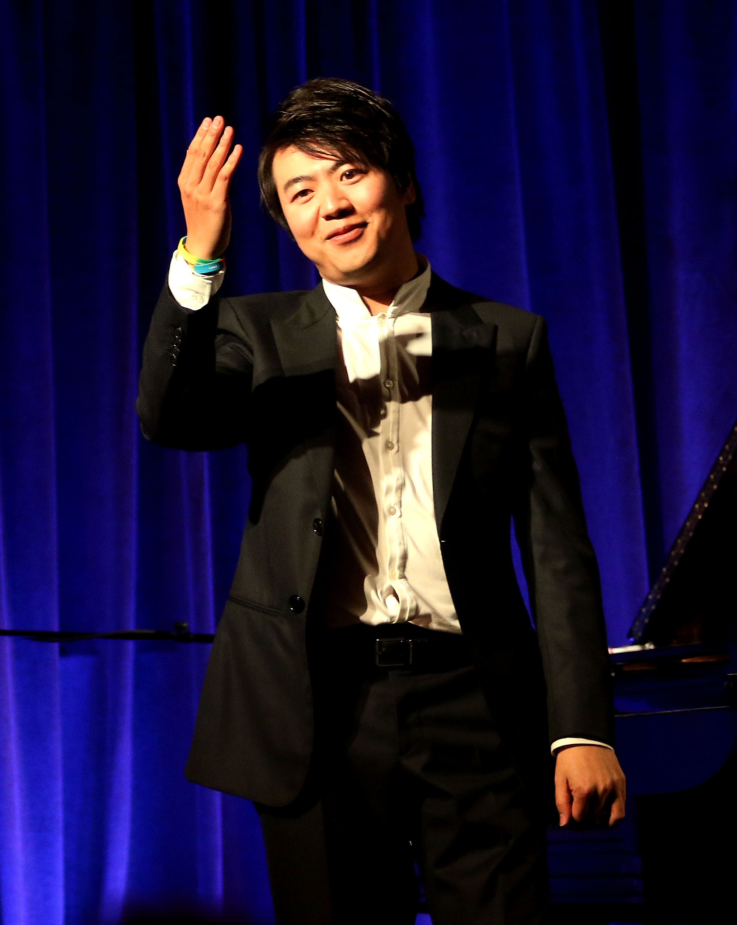 NEW YORK, NY - OCTOBER 17: Lang Lang attends the Lang Lang International Music Foundation Gala at Cipriani 25 Broadway on October 17, 2016 in New York City. (Photo by Laura Cavanaugh/Getty Images)