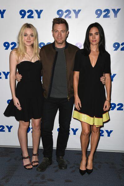 Dakota Fanning, Ewan McGregor and Jennifer Connelly.