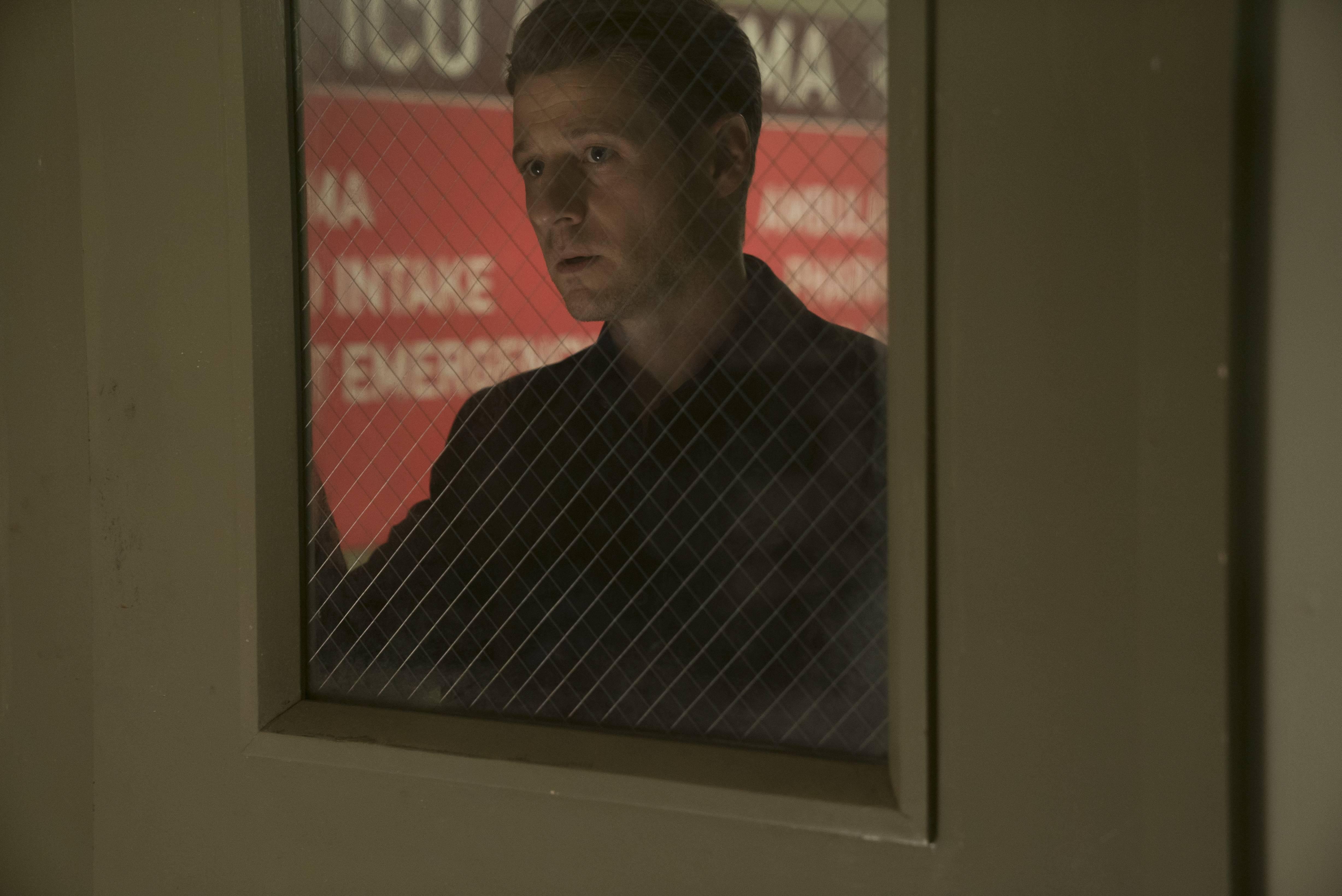 Ben McKenzie as Jim Gordon.