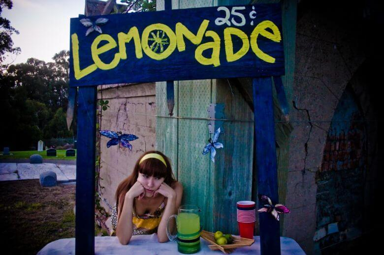 Your lemonade opportunities are only limited by the time and energy you're willing to put into it.