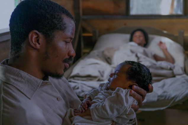 "Nate Parker as ""Nat Turner"" in The Birth of a Nation."