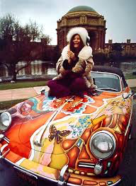 Janis Joplin's porsche, which sold for $1.76 million last december via RM Sotheby's.