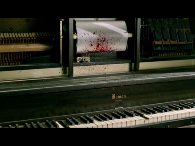 """What happens when a piano realizes it's been playing """"Black Hole Sun"""" for 40 years straight."""