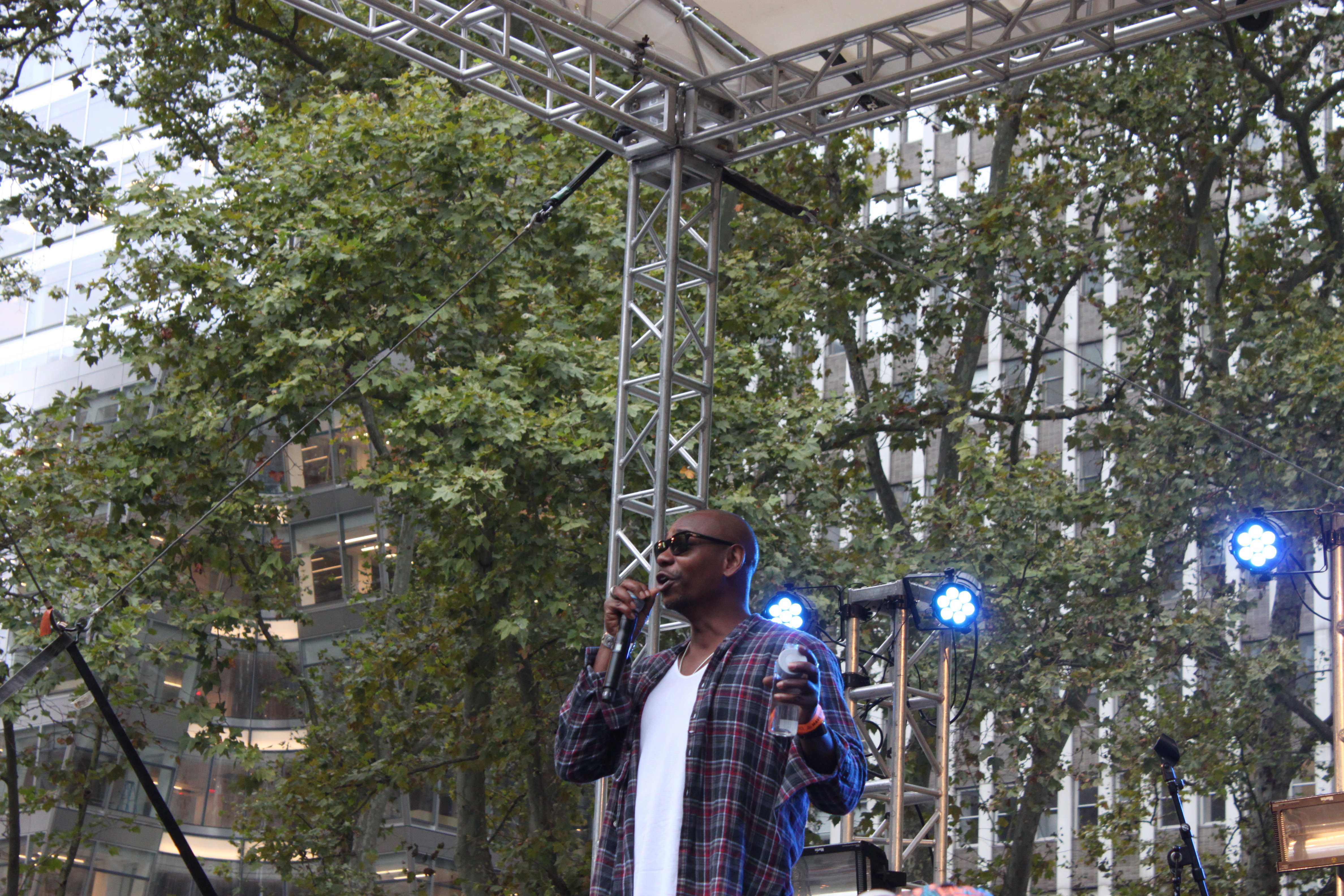 Dave Chapelle @ Roots Picnic New York