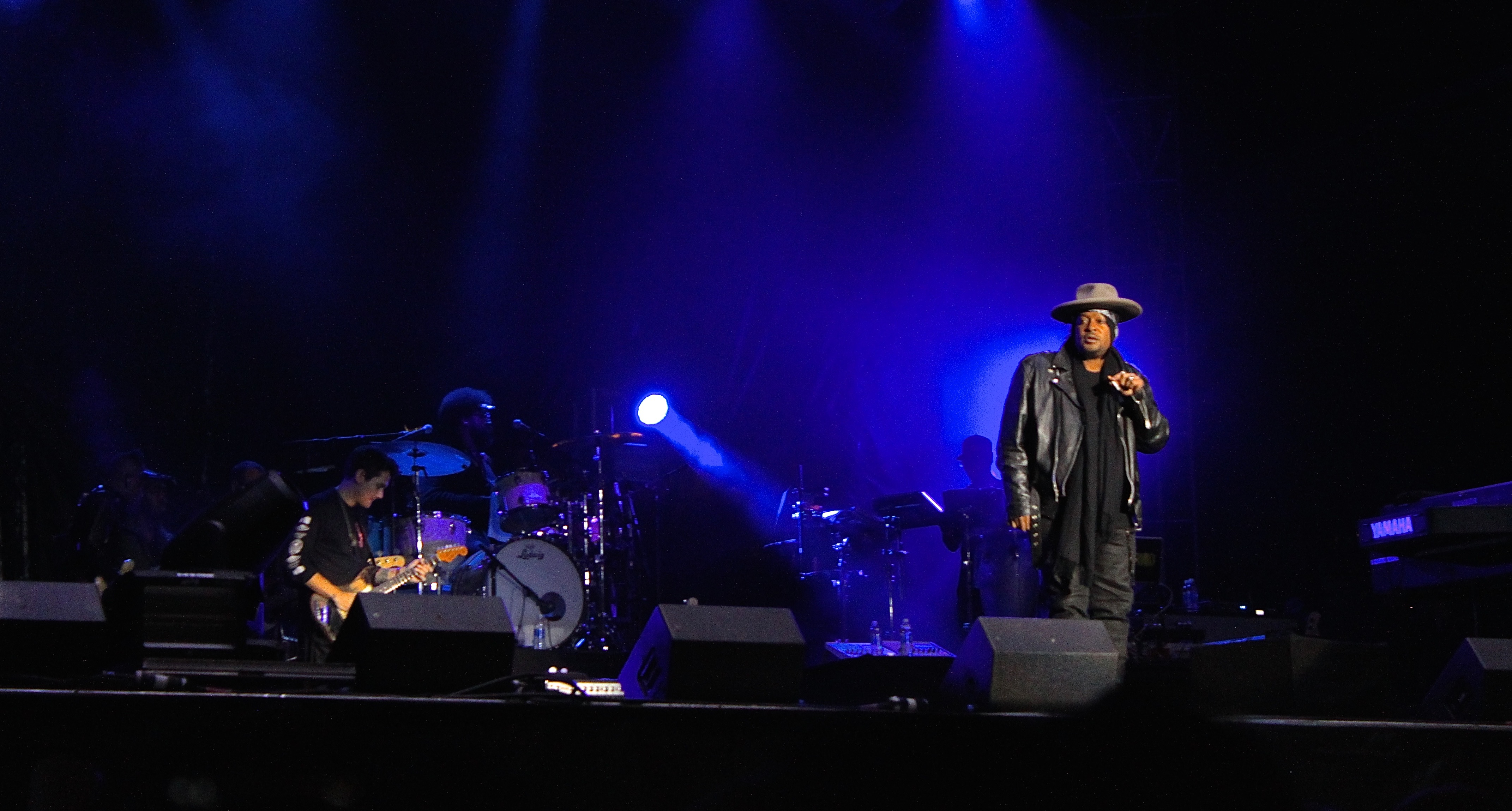The Roots x John Mayer x D'Angelo @ Roots Picnic NY