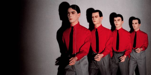 Sure, Kraftwerk are probably most influential band of all time after The Beatles, but aren't they from Germany?